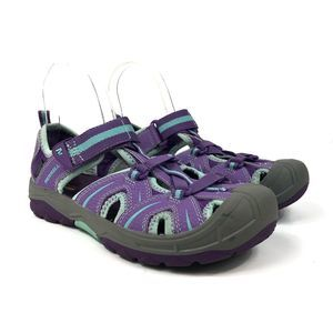 Merrell Women's Hydro Hiker Sandals in Purple/Blue